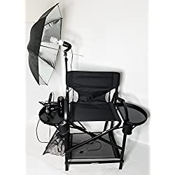 "PRESALE----# MU2R Tuscany PRO Hairstylist Chair w/ Light-5 Years Warranty-High Quality Product-25"" Seat Height-THIS IS THE MOST ELECTED CHAIR BY HAIRSTYLISTS!!"