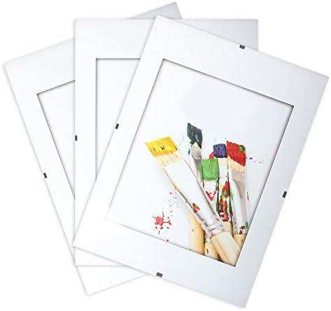 6 x Cadre photo cadre photo gratuitement avec ou sans cadre 10x15cm