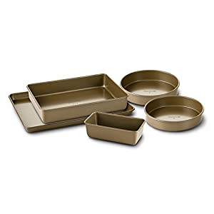 Calphalon Nonstick Bakeware Set, 6-Pieces 41pMfY0q89L