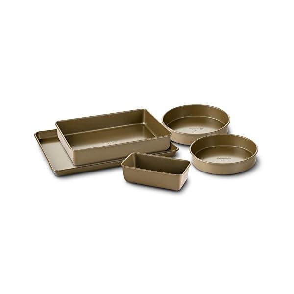 Calphalon Nonstick Bakeware Set, 6-Pieces 41pMfY0q89L