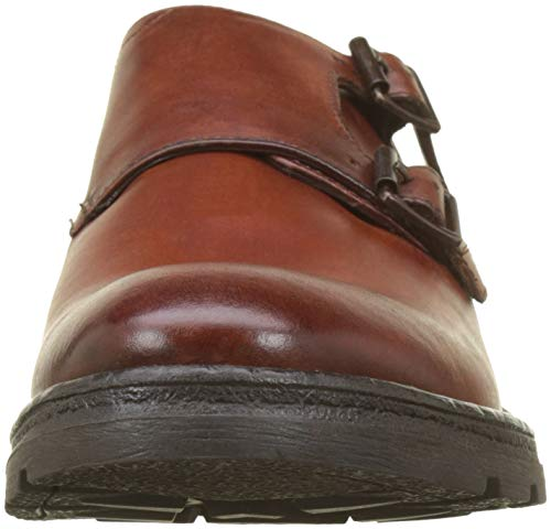 Base Mocasines Grant Washed 808 Marron London Hombre Copper rrOqWExRTw