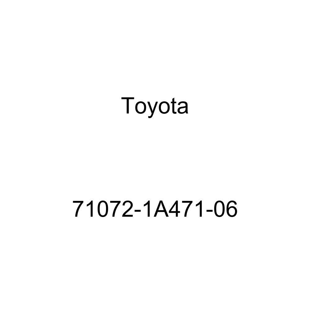 TOYOTA Genuine 71072-1A471-06 Seat Cushion Cover