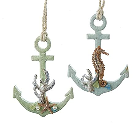 41pMgLcu8FL._SS450_ Anchor Christmas Ornaments