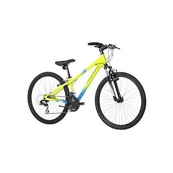 Monty KY8 - Bicicleta de montaña para niño, Color Amarillo/Azul ...