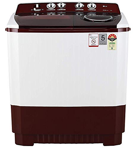 LG 11 kg 5 Star Semi-Automatic Washing Machine
