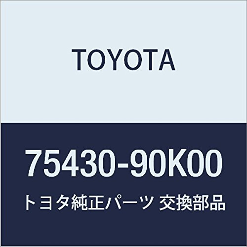 Toyota 75430-90K00 Door Emblem Assembly