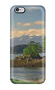 High Quality Shock Absorbing Case For iphone 5C -lakeside House