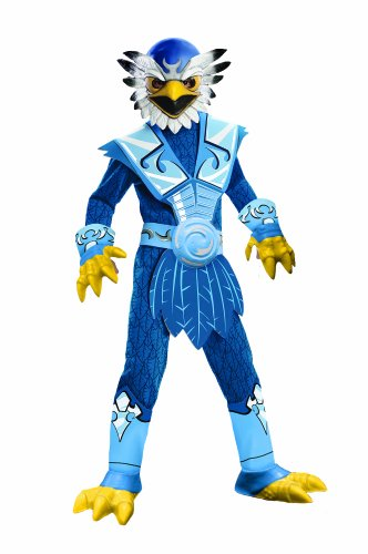 Skylanders Giants Deluxe Jet Vac Costume, Medium -