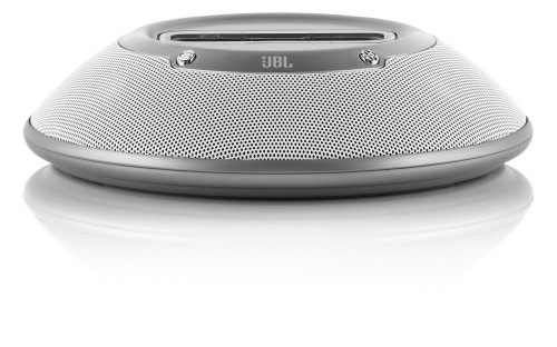 JBL On Stage Micro Portable Speaker Dock for iPod (Silver)