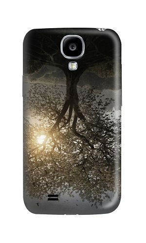 Phone Case Custom Samsung Galaxy S4 I9500 Phone Case The Divergent Series Insurgent Tree Polycarbonate Hard Case for Samsung Galaxy S4 I9500 - Galaxy Phone S4 Divergent Case