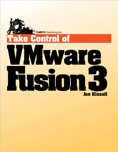 Take Control of VMware Fusion - Windows Ware