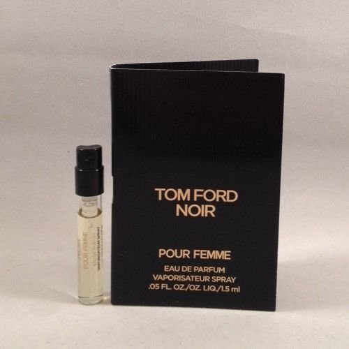 Tom Ford Noir Pour Femme EDP 1.5 Ml/0.05 Oz Spray Sample Vial for Women by Tom Ford - 0.05 Ounce Edp