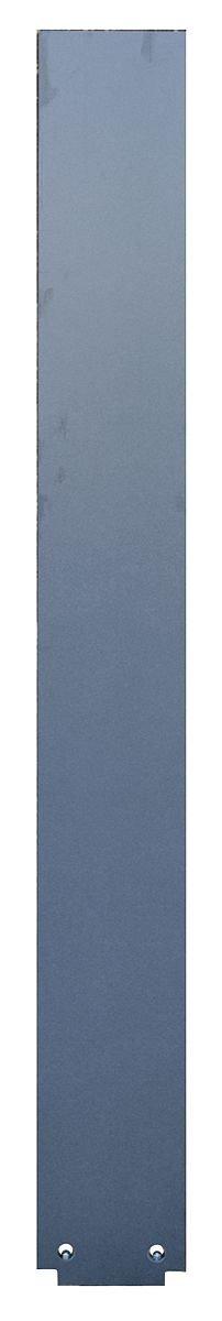 Graphite Grafix Phenolic 40-98871205-3020 Pilaster wtih Trim Shoe Global Steel 12 W X 82 H