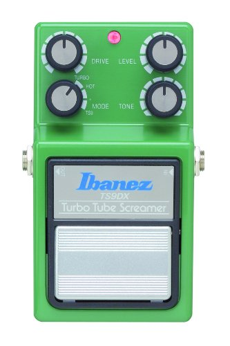 Ibanez TS9DX Turbo Tube Screamer by Ibanez
