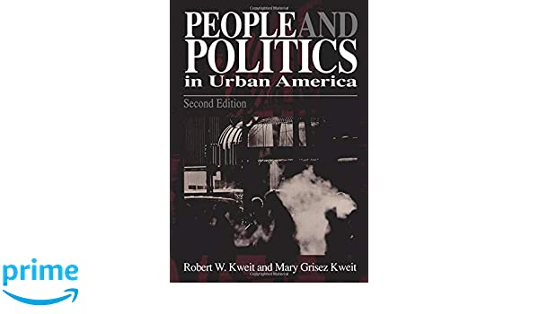 People & Politics in Urban America (Garland Reference Library of Social Science)