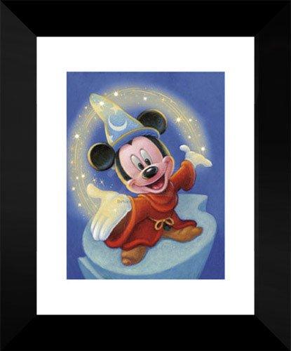 Amazon.com: Disney Framed Art Print 18x15 \