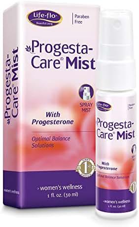 Life-Flo Progesta-Care Mist, 1-Ounce