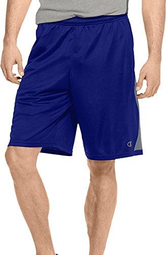 Champion Vapor PowerTrain Knit Men's Shorts_Ultra Marine/Stormy Night_X-Large by Champion