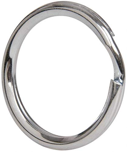 0.802'' ID, 0.97'' OD, 0.11'' Thick, Split Ring, 100 per Pack pack of 3