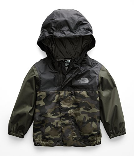 bef7ec11b Galleon - The North Face Infant Tailout Rain Jacket - New Taupe ...