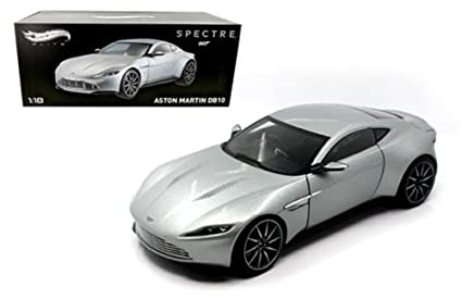 Amazon Com Aston Martin Db10 Silver James Bond 007 From Spectre