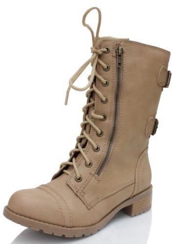 9f4844933e92 Soda Combat Boots