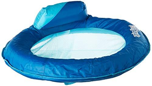 Spring Float Sol Seat - Dark Blue/Light Blue