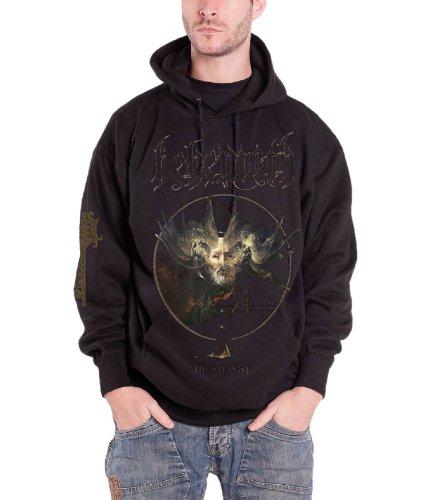 Behemoth Satanist Album Official Mens New Black Pullover Hoodie