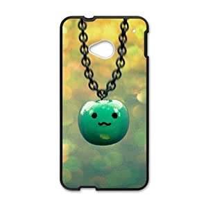 green pumpkins necklace personalized high quality cell phone case for HTC M7