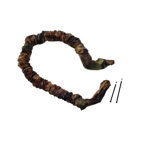 Allen Paintball Products Snag Proof Coiled Hose Cover Kit - Advantage Camo