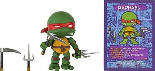 Raphael: The Loyal Subjects Action Vinyls x Teenage Mutant Ninja Turtles Mini-Figure ()