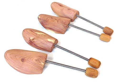 Element Tree (Cedar Elements Women's Shoe Trees - 2 Pack)