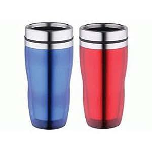 Kaiserhoff termo taza–mantener caliente–Vaso–450ml–taza de viaje–Taza térmica