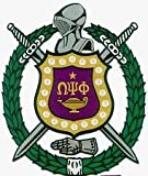 omega psi phi fraternity patches - Omega Psi Phi 2 3/4