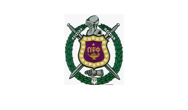 Amazon com : Omega Psi Phi 2 3/4