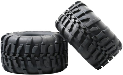 HPI Racing 4464 GT Tires, S Compound, 160x86mm (2)