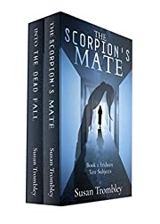 The Scorpion's Mate (2-book alien romance bundle): Into the Dead Fall (Iriduan Test Subjects 1)