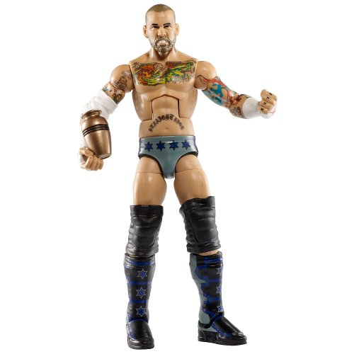 Cm Punk Wrestling Costumes - WWE Elite Collection Exclusive Best of