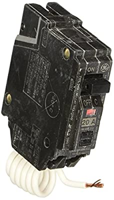 GE ENERGY INDUSTRIAL SOLUTIONS THQL1120AFP GE20A Arcfault Breaker