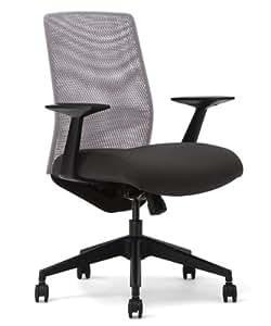 Highmark HB 7107M-S2-A40 Mesh-Back Swivel Tilt Chair Summit Tan Mesh
