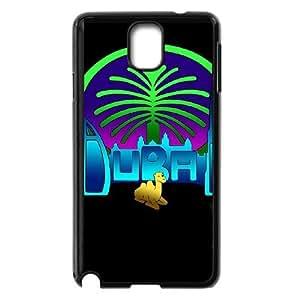 Samsung Galaxy Note 3 Cell Phone Case Black DUBAI JSK641373