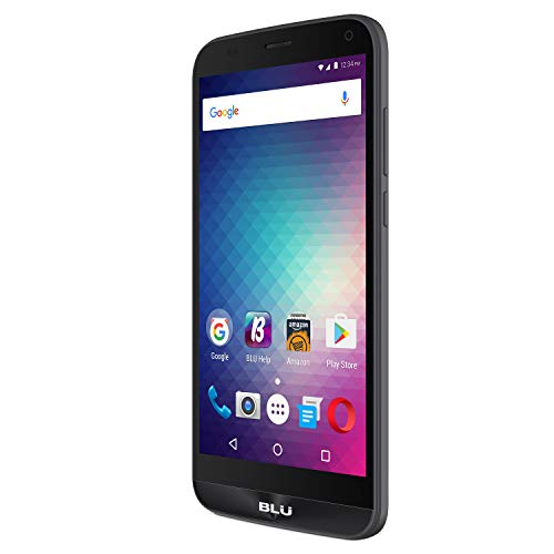 BLU Dash XL X8 -International GSM- 5.5