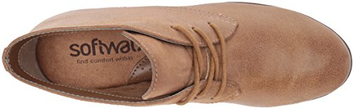 M Ramsey Sand Bootie Ankle SoftWalk Women's Sand US 9 5 Fq0ZB