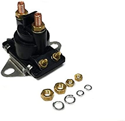 New Solenoid Relay Switch fits Mercury Outboard Mercruiser replaces 89-96158
