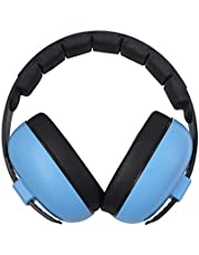STOBOK Baby Ear Protection Noise Blocking Cancelling Headphones Ear Muffs Sleeping Ear Protection for Baby Infant