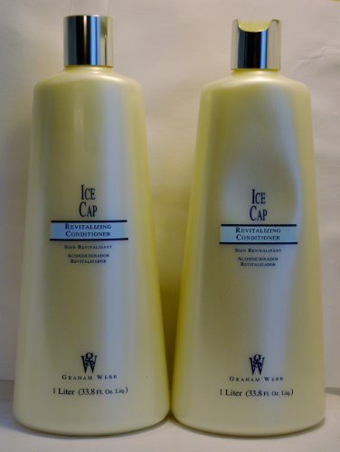 - Graham Webb Ice Cap Revitalizing Conditioner 33.8oz (2 Pack)