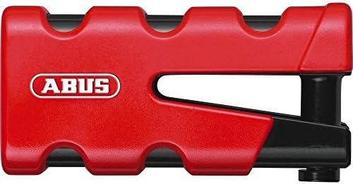 Abus 77 Sledg Grip Candado para disco de freno color rojo