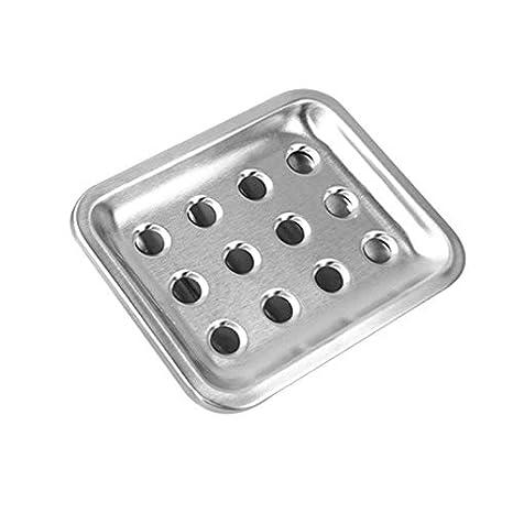 SAPOTA Jabonera - Organizador de baño jaboneras 2 Capas Caja ...