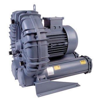 FPZ SCL-K03 Regenerative Blowers, 49 cfm (1387 L/min), 230/460 VAC, 3 Ph