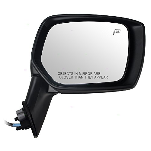 Passengers Power Side View Mirror Heated Replacement for Subaru Impreza XV Crosstrek & Hybrid WRX 91036VA061 AutoAndArt ()